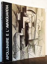 Apollinaire e l'Avanguardia catalogo Roma GNAM 1980