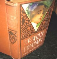 THE WHITE COMPANY By CONAN DOYLE- hardback vintage book