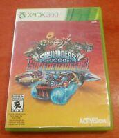 Skylanders Superchargers Microsoft Xbox 360 Activision Vicarious Visions Beenox
