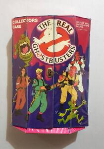 Real Ghostbusters Vintage Original Collectors Case 1988 Kenner