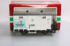 LGB 42310 Lowenbrua Boxcar G Scale THE BIG TRAIN Made in Germany