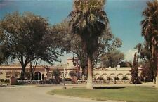 Tuscon Arizona~Tuscon Lodge No 385 BPOE Elks~1950s Postcard