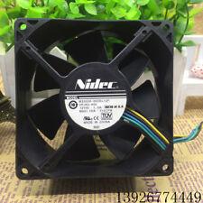 Nidec M35556-35DEL12F 12V 10.A 2RJK3-A00 MAX1.10A cooling fan