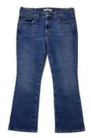 Levi's 515 Womens Size 10 S/C (32 X 29) Denim Bootcut Jeans Medium Wash