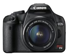 Canon EOS Rebel T1i with 18-55m lens (Brand New in Factory Retail box)
