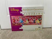 Disney Panorama Princess 1000 Piece Jigsaw Puzzle Clementoni High Quality New