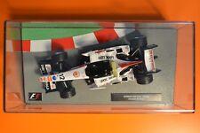 Formula 1 Car Collection - Jenson Button - 2006 HONDA RA106 - 1:43 Scale