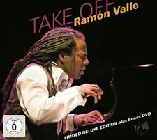 Ramon Valle - Take Off (Limited Deluxe Edition) [CD]