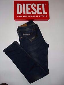 Diesel Jeans - Thommer - Skinny Fit - 084BU (Stretch) - BNWT