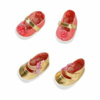 Zapf Creation Baby Annabell Doll Shoes Shoe Pair For 43cm Dolls