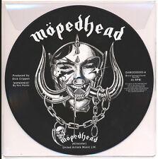 "Johnny Moped - Motorhead - 7"" pic disc vinyl *PUNK*"