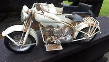29cm blech harley davidson metall motorrad beiwagen nsu bmw dkw panhead nuckle