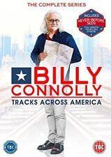 Billy Connolly Tracks Across America 5053083065997 DVD Region 2