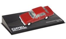 OPEL CHEVROLET OPALA red 1:43 DIECAST MODEL CAR IXO EAGLEMOSS -107