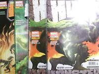 Auswahl = DER UNGLAUBLICHE HULK # 1 - 9 ( Panini 2003-2004 ) Neuwertig