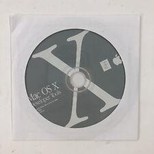 Apple Mac OS X Developer Tools CD Disc  v10.2 Or Later 691-3744-A