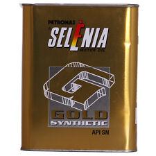 Selenia 10W-40 Gold Synth  2 Litros Lata