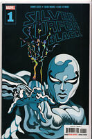 SILVER SURFER: BLACK #1 TRADD MOORE VARIANT (1ST PRINT) COMIC ~ Marvel Comics