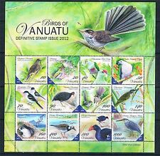 Mint Never Hinged/MNH Birds British Sheets Stamps