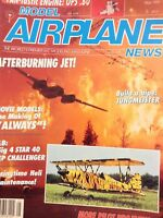 Model Airplane News Magazine  Build A Jungmeister May 1990 122717nonrh