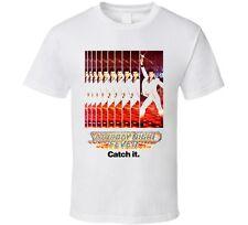 Saturday Night Fever John Travolta Disco 70s Dance T shirt