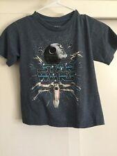 Star Wars Child Size Small Short Sleeve T Shirt