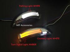 MIT TOYOTA VENZA 2013-on LED door mirror turn signal light pilot courtesy lamp