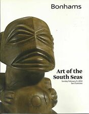 BONHAMS OCEANIC TRIBAL ART Australia Indonesia Melanesia Polynesia Catalog 2014