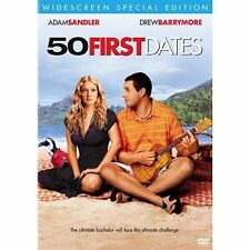 50 First Dates (DVD) Adam Sandler, Drew Barrymore
