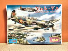 1/48 ICM YAK-7A MODEL KIT # 48031