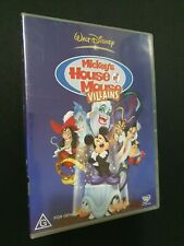 MICKEY'S HOUSE OF MOUSE VILLAINS (2001) [DVD]