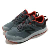 New Balance Arishi Trail Wide Grey Red Black Men Running Shoes MTARISCG 2E