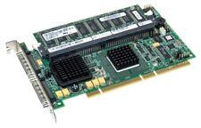 DELL 0NK025 PERC4/DC DUAL U320 SCSI 128MB PCIX BATTERY