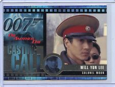 JAMES BOND CASTING CALL WILL YUN LEE AS COLONEL MOON IN DIE ANOTHER DAY C9