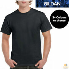 Gildan Solid Basic Tees for Men
