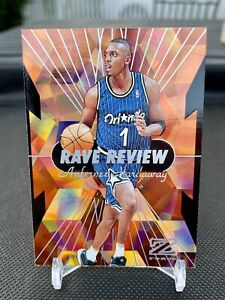 1997-1998 Skybox Z-Force Rave Review Anfernee Penny Hardaway #3 of 12 Card 🔥