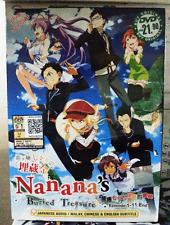 DVD ANIME NANANA's Buried Treasure Vol.1-11 End + Special All Region +FREE SHIP