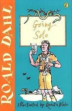 Going Solo by Roald Dahl (Paperback, 2001)
