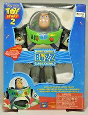 DIsney Pixar 1999 Toy Story 2 Talking Buzz Lightyear Original Thinkway 68025
