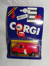 Voiture miniature CORGI RENAULT VAN PTT POST métal