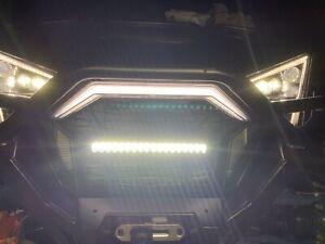 GRILL LED LIGHT BAR COMBO - POLARIS RZR PRO XP - Turbo 925 1000