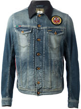 DIESEL REBOOT DENIM TRUCKER JACKET SIZE XL 100% AUTHENTIC