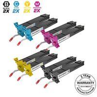 8PK BLACK & COLOR HY Toner Set for Konica Minolta MagiColor 4650DN 4690MF 4695MF