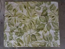 "Pottery Barn ""Leaves"" Standard Pillow Sham"