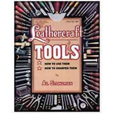 Leathercraft Tools Guide Book - Leather Tool & Care Guide Tips Tandy 61960-00
