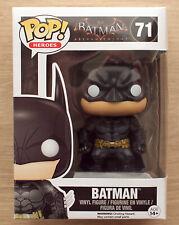 Neues AngebotFunko POP DC Helden Batman Arkham Knight Batman + Gratis Schutzfolie