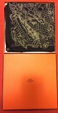 NWT Auth Hermes Scarf FANTAISIE PITTORESQUE Finesse 90cm Silk Carre HOUTIN