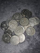 24 Mixed Dates Mexico  50 Centavos Cuauhtémoc Coin