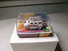 4EW AW RAT FINK XTRACTION IWHEELS HUMMER H2 RELEASE #10 1/64 SCALE NEW IN CUBE