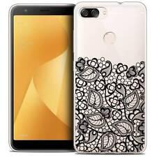 """Coque Crystal Gel Pour Asus Zenfone Max Plus (M1) ZB570TL (5.7"""") Souple Spring B"""